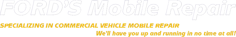 Ford's Mobile Repair